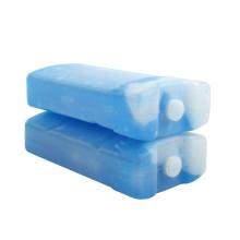 Glacière bleu gelée portable