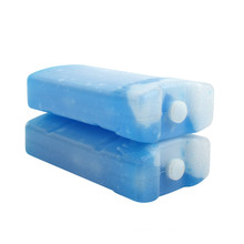 Tragbare Blue Gel Ice Packs Kühlcontainer