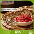 HOT SALE organic certification bulk goji berries/wolfberry from China/wholesale red goji