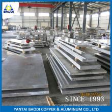 Lámina y placa de aleación de aluminio 5052-H32 5083-H112 5754-H32