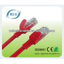 Internet Communication CCA Copper OFC Cat5e Cable Rj45