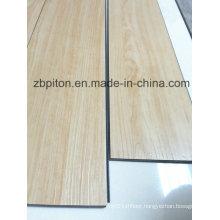 Wood Series Luxury Vinyl Tile PVC Floor Click Vinyl Flooring (CNG0445N)