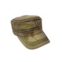 Промытая военная шляпа с логотипом (MT34)