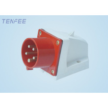 16a 5p Wall Mounted Plug IP44