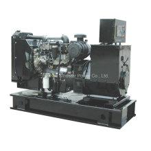 Sistema de generador diesel 64kw 80kVA con el motor de Perkins 1104c-44tag1