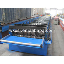 metal deck making machine