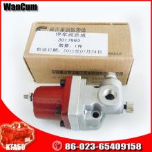 Le moteur fantastique CUMMINS K38 K50 partie la valve 3017993 de solénoïde