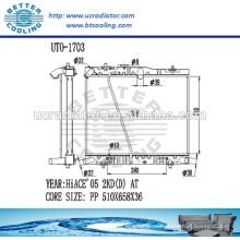 Kühler Toyota Hiace / Kühler für TOYOTA HIACE VAN-DIESEL 2KD (D) AT