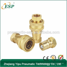 yuyao Mitteldruck Hochleistungs pneumatische und hydraulische Schnellkupplung (Messing)