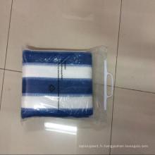 Différentes couleurs balcon protection net fabriqué en Chine