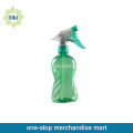 empty plastic spray bottle