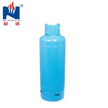 hecho en China 50kg tanque de gas de propano de cocción vacío tanque