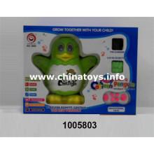 Novo item de produção de plástico Toy R / C Penguin (1005803)