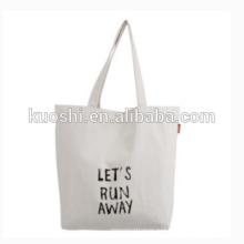 Выдвиженческие рециркулированные хлопок сумка пляжная сумка
