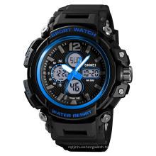 SKMEI 1498 Men's Japan Quartz Movement Watch Wholeasel Sport Digital Analog Watches