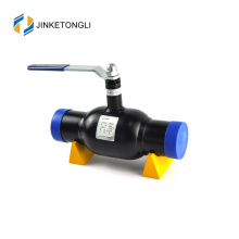 JKTL2W038 High Quality City Gas,Oil, Heating used Low Pressure Trunion Mounted Ball Valve