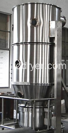 Mesin pengering FL Fluidized Bed