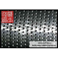 stainless steel perforated wire mesh(manufacturer)