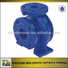 OEM Sand casting Cast Iron Water Pump Body