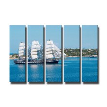 Boat Canvas Prints Home Decoration Wall Painting