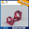 Aluminium cnc turning mechanical parts and fabrication service