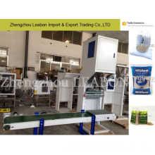 Machine à emballer en bois de granule de 10-50kg / bag