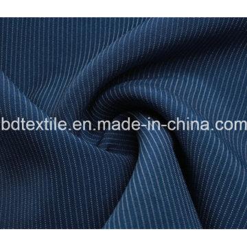 300dx300d 100% poliéster fios tingidos Jacquard Mini tecido mate para uniformes