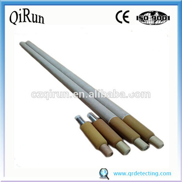 Low Cost for High Oxygen Type Oxygen Probe Oxygen Activity and Temperature Control Sensor supply to Macedonia Factories