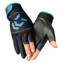 Fishing Gloves New Sports Gloves Winter Fitness Warmth Half Finger Gloves