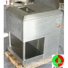 High-efficiency meat bone cutting machine