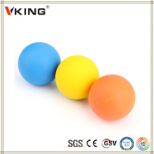 Rubber Lacrosse Balls with Different Hardness for Maasage