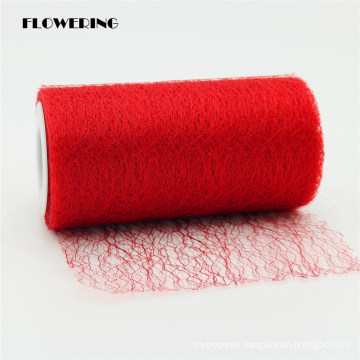 Polyester Mesh Roll for Flower Wrapping Roll