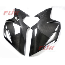Panel lateral de fibra de carbono Mv Agusta F4 12