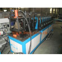 Aluminio mecánico Opposed control de volumen de la hoja de amortiguación para el sistema HVAC Roll formando la fabricación de la máquina Tailandia