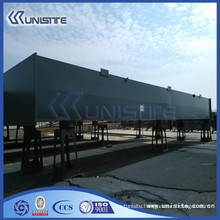 high quality pontoon dock floating for marine building and dredging(USA1-026)