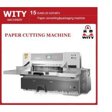 Machine à guillotine en papier