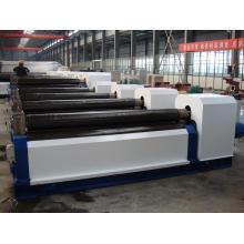 W11 Serie Mechanische Typ 3 Rollen Roll-und Biegemaschine, Rohrformmaschine