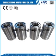 OEM slurry pump parts shaft sleeve