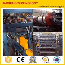 Fabricación línea de producción del panel de pared del bocadillo del EPS / máquina