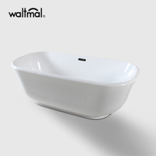 Vase Double Ended Freestanding Bathtub