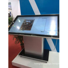 Interactive Information Multimedia Kiosk With 32 Inch For Mall Directory
