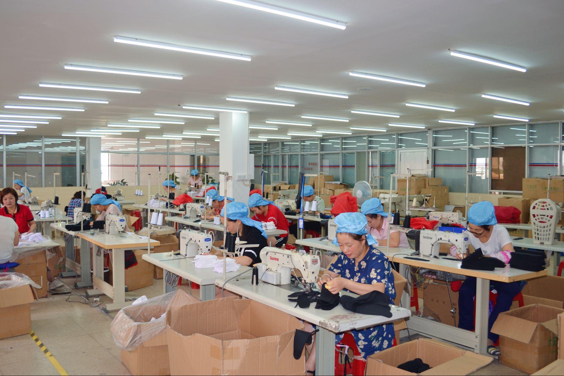 sewing workershop