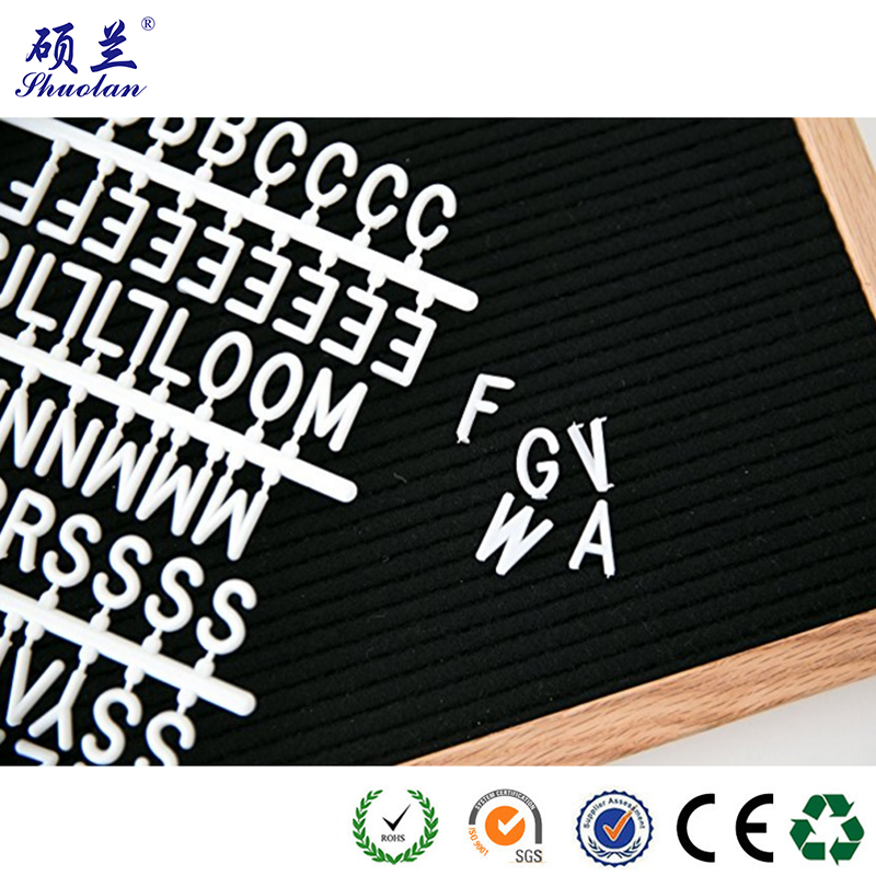 High Quality Felt Letter Bag