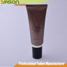 D35 2-Layers Makeup Plastic Packaging Foam Tube