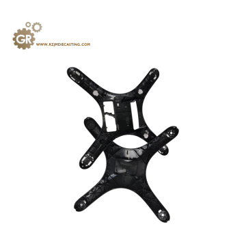 UAV Light shell moulage par injection