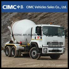 Camión mezclador Isuzu Qingling Vc46 6X4