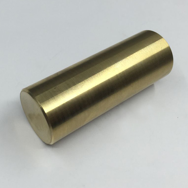 custom brass parts