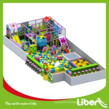 Patricia Chile LE.T5.312.150 Indoor Spielplatz Typ Kinder spielen Arena aus Liben Gruppe Wenzhou Toy Co. Ltd