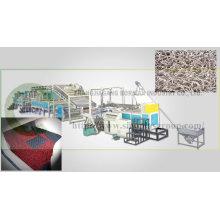 Kunststoff-Teppich-Extrusionslinie