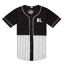 El nuevo estilo sublimó el béisbol Jersey de Hotselling con diseño de encargo
